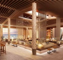 现代简约木质吊顶-长沙雷竞技app下载官方版ios整装