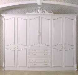 欧式风格衣柜衣橱-长沙全屋雷竞技下载