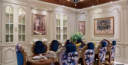 常德欧式餐厅raybet雷竞app家居-长沙实木家具
